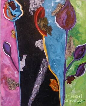Inside Wonderland by Shirley Barone