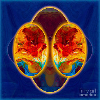 Omaste Witkowski - Insights and Awareness Abstract Healing Art