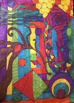 Insomnia 1 by Sarah E Kohara