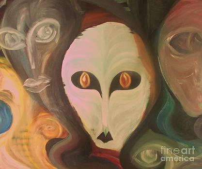 Insomnia by Rachel Carmichael