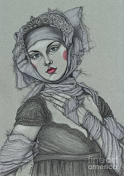 Inspiration-Valentino Couture by Snezana Kragulj