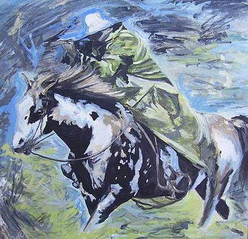 Inspired by Oleg Stavrowsky by Caroline Owen-Doar