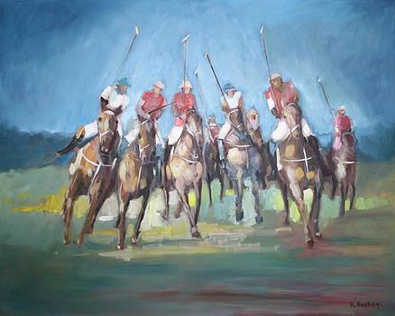 Intense Polo by Brigitte Roshay