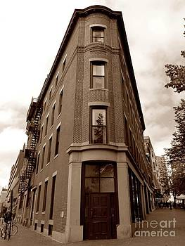 Christine Stack - Interesting Architecture in Downtown Portland Maine