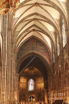 Oscar Gutierrez - Interior of Strasbourg Cathedral