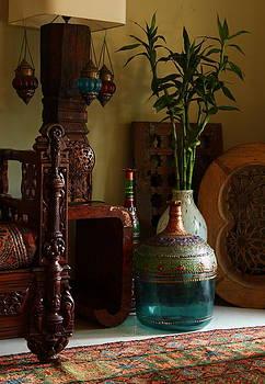 Interior Spaces - 3 by Murtaza Humayun Saeed