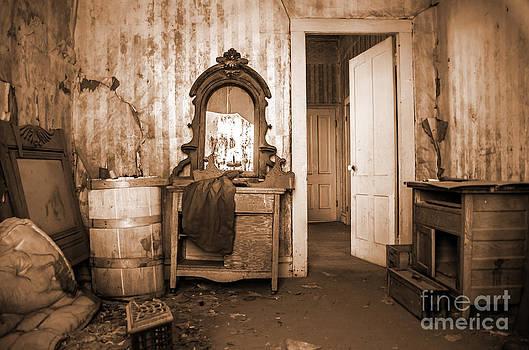 Stephen Whalen - Interiors in Sepia
