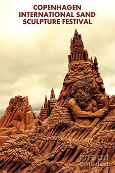 Sophie Vigneault - International Sand Sculpture Festival