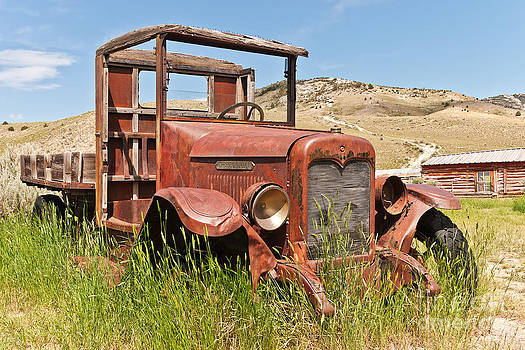 International Truck by Sue Smith
