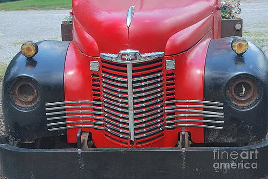 International Truck by Tracey Hampton