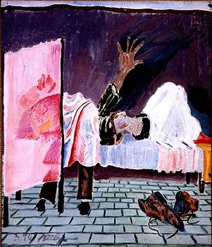 Interrogation Room by Vladimir A Shvartsman
