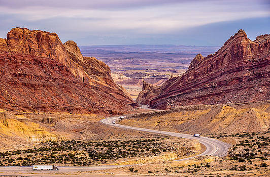 Randy Straka - Interstate 70 Utah