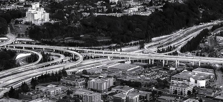 Interstate Interchange by Ryan Manuel