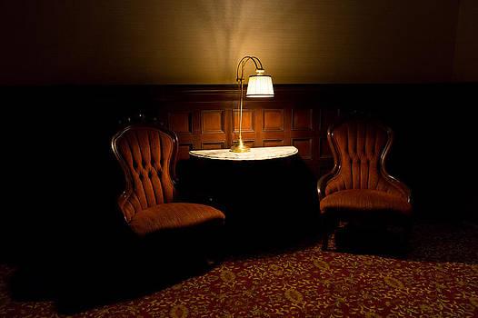 John Daly - Intimate Seating
