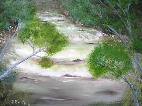 Into Seed Lake by Robert Benton