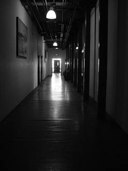 Into the dark by Kelli Uysaloglu