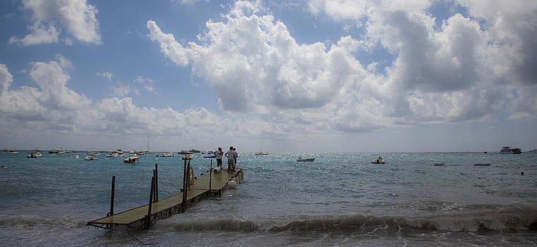 Into the Mediterranean by Denise Rafkind