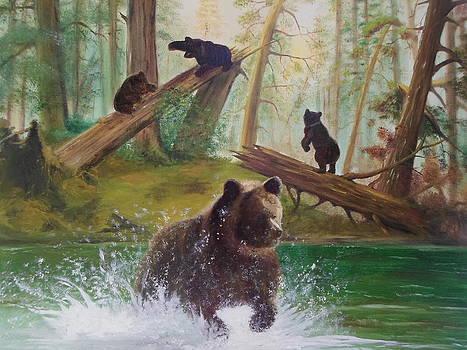Into The Wild by Chris Lambert