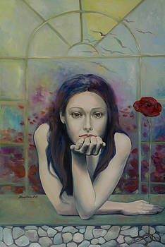 Introversion by Dorina  Costras