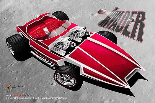 Invader by Doug Schramm