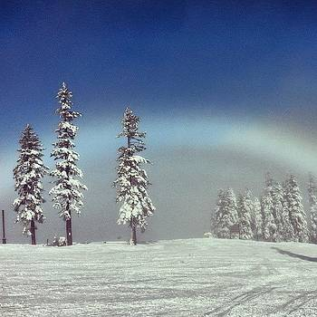 Invisible Rainbow? #northstar by HK Moore