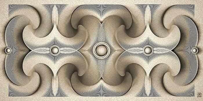 Inward Waves by David Voutsinas
