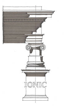 Ionic Order by Calvin Durham