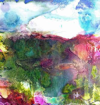 Iowa Landscape I by Shelli Finch