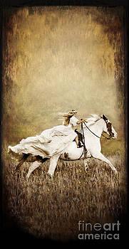 Cindy Singleton - iPhone Case - Ride Like the Wind