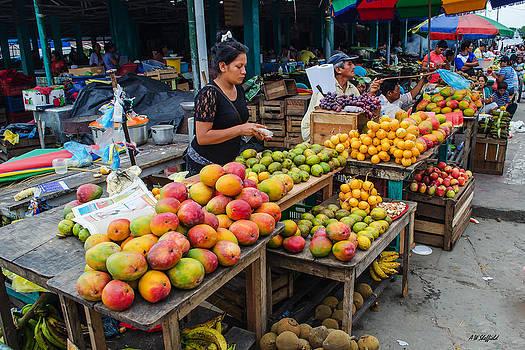 Allen Sheffield - Iquitos Peru Market