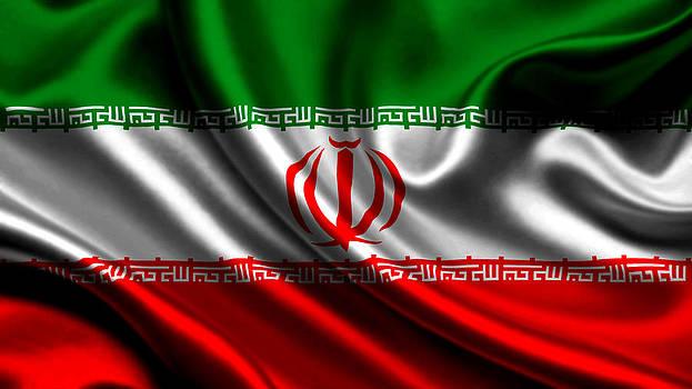 Valdecy RL - Iran Flag