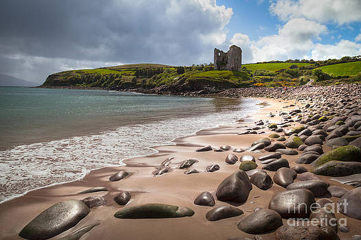 Ireland - Castle Minard by Juergen Klust
