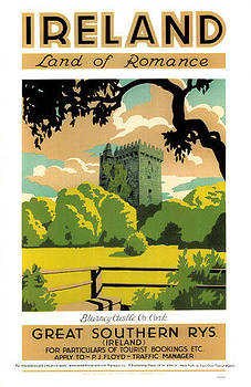 Ireland Land of Romance by Vintage