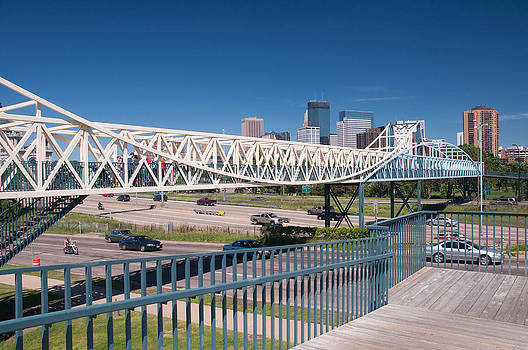 Irene Hixon Bridge by Lonnie Paulson