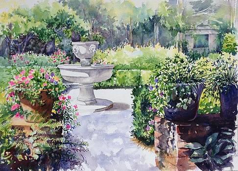 Irene's Garden by Barbara Bullard