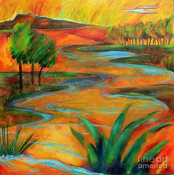 Iridescent Dream by Elizabeth Fontaine-Barr