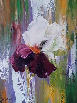 Iris 2 by Nelu Gradeanu