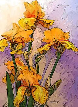 Dorinda K Skains - Iris Gold