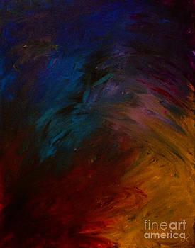 Iris by Joshua K Hall