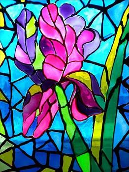Irises by Natalia Levis-Fox