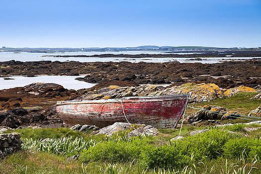 Irish Coast Impression by Juergen Klust