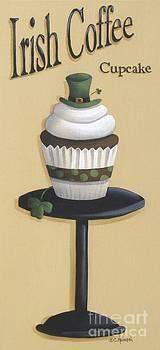 Irish Coffee Cupcake by Catherine Holman
