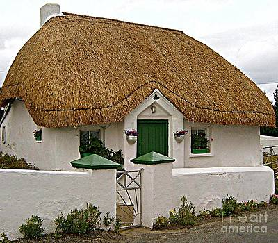 Irish Cottage by Frances Hodgkins