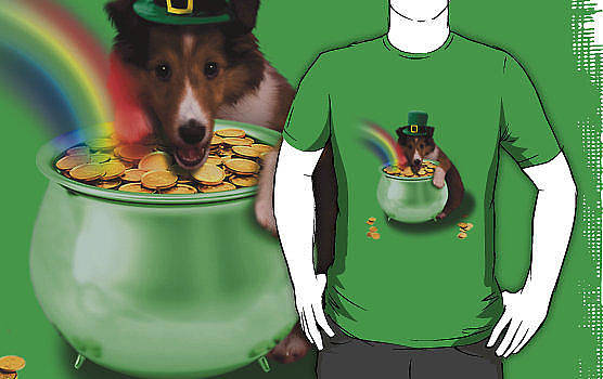 Jeanette K - Irish Dog Shirt