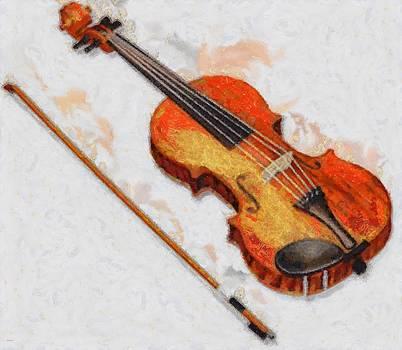 Irish Fiddle by Patrick OHare