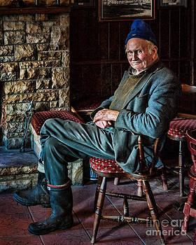 Irish Fisherman by Kerri Garrison