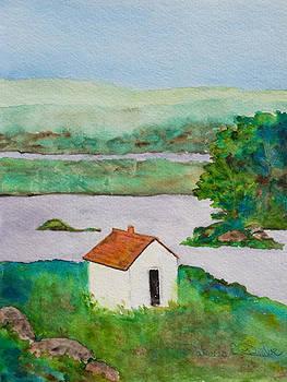 Patricia Beebe - Irish Hut