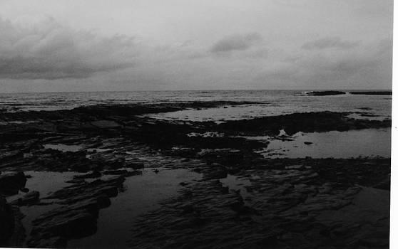 Irish Sea by Gordon Larson