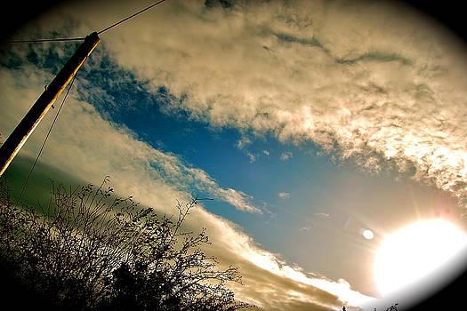 HweeYen Ong - Irish Skies I