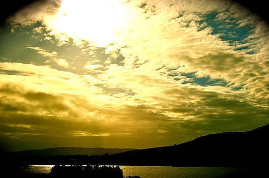 HweeYen Ong - Irish Skies II